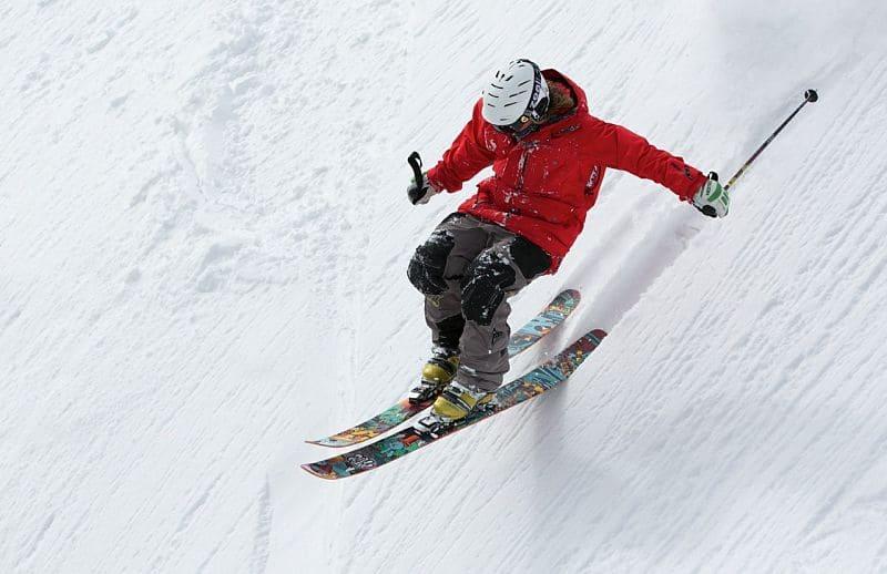 Petzl Ride de esquí, piolet petzl ride